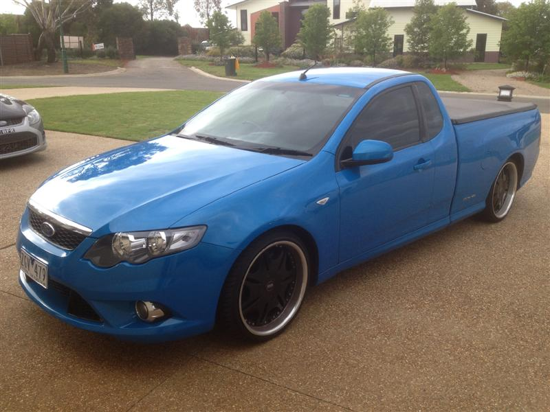 ford fg xr6t auto manual bullet performance racing. Black Bedroom Furniture Sets. Home Design Ideas
