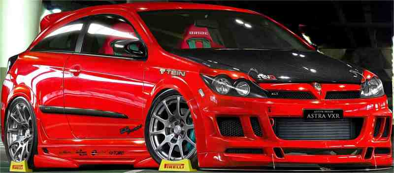 Welcome to Bullet Performance Racing - Holden Astra VXR HSV